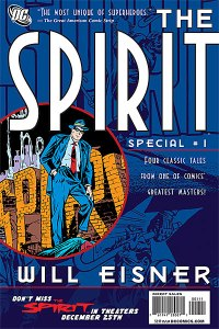 The Spirit Special #1
