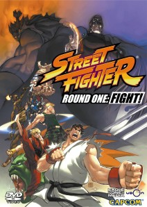 Fight! DVD Cover