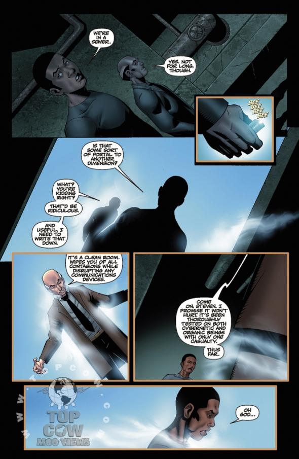 Cyblade #2 Page 2