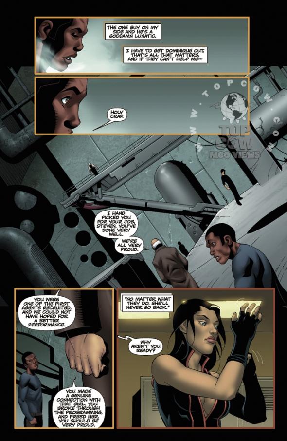 Cyblade #2 Page 3