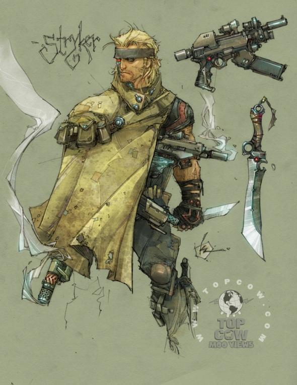 Cyberforce/Hunter-Killer Designs 2