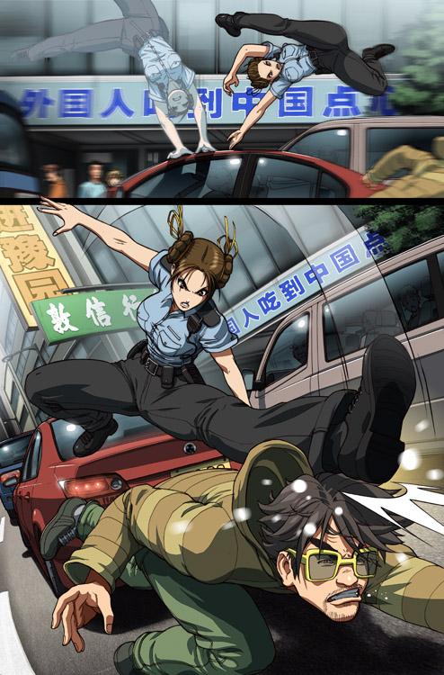 Chun-Li #1 P2