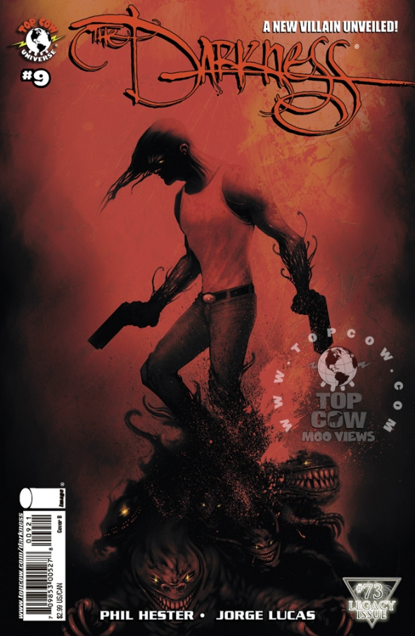 The Darkness #9 Cover B
