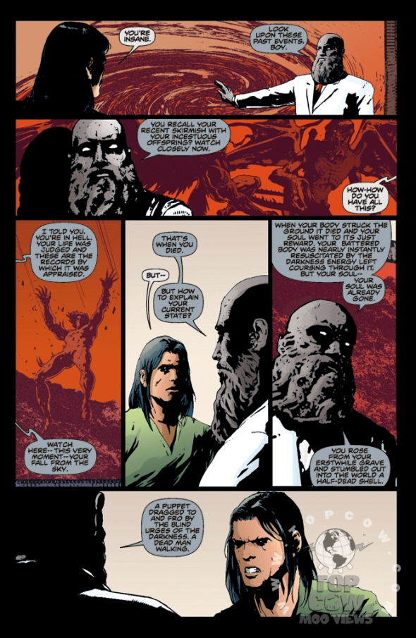 The Darkness #9 Page 4