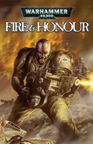 Fire and Honour TPB Cvr
