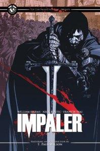 Impaler TPB Cover