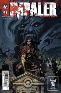 Impaler #1 Cover B