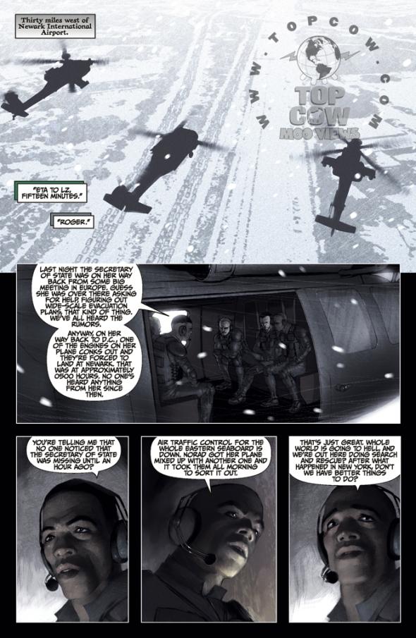 Impaler #1 Page 1