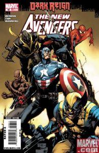 New Avengers# 48