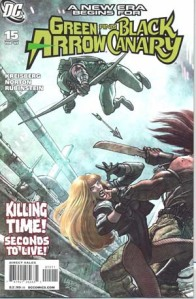 Green Arrow and Black Canary #15