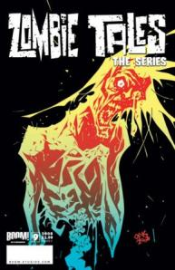 Zombie Tales #9 Cover A