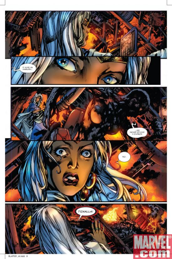Black Panther #1 P2