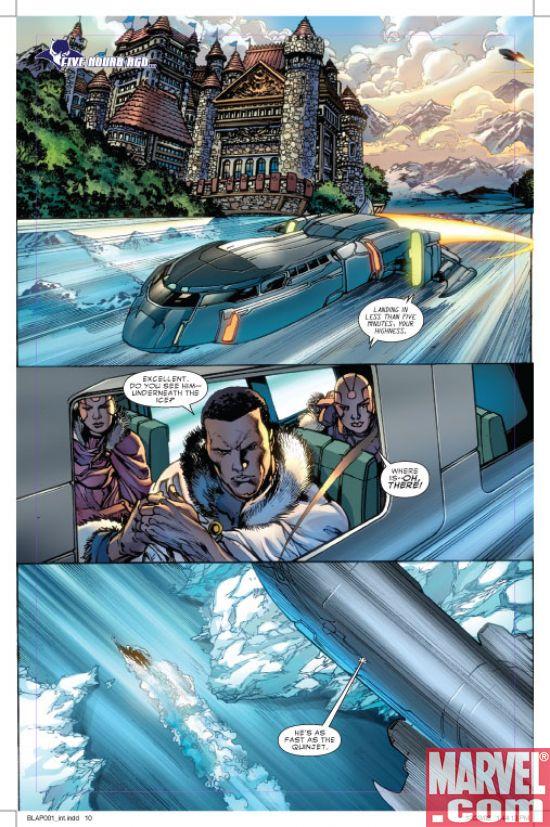 Black Panther #1 P3