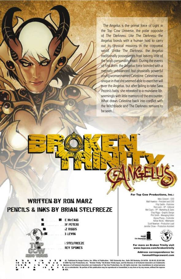 Broken Trinity Angelus P1