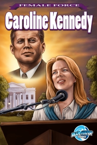 Caroline Kennedy Comic