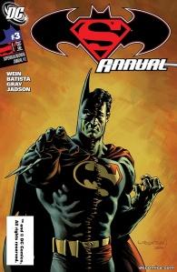 Superman/Batman Annual #3 Cvr