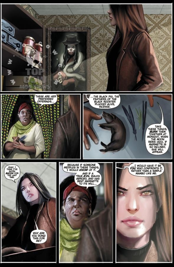 Witchblade #123 P4