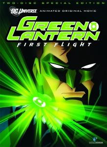 Green Lantern: First Flight DVD
